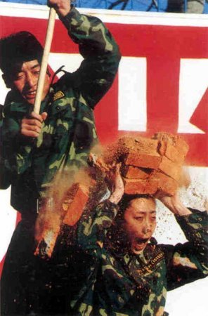 Китайские воительницы