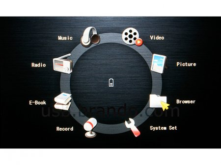 HD плеер - Bmorn BM-888 PMP Player