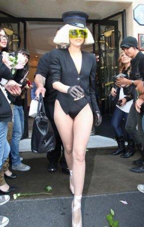Lady Gaga в новом прикиде