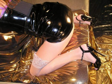 Girls in latex part.12