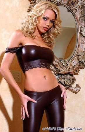 girls in latex part.13