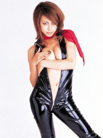 girls in latex part.15