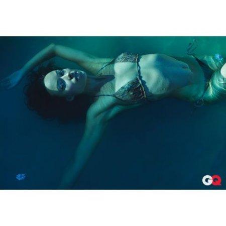 Оливия Уайлд (Olivia Wilde) для GQ