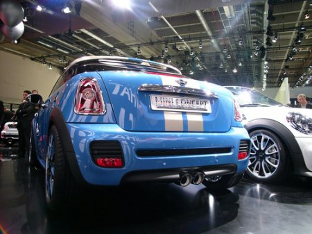 Mini Coupé And Roadster Concepts Raise, Lower The Roof
