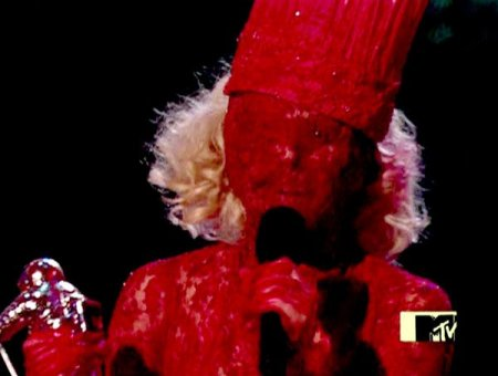 Lady Gaga на VMA
