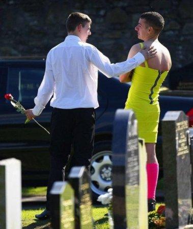 Похороны лучшего друга