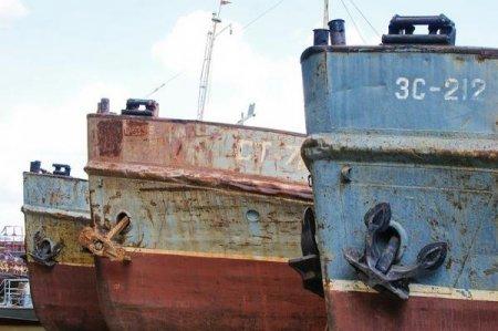 Заброшенные корабли