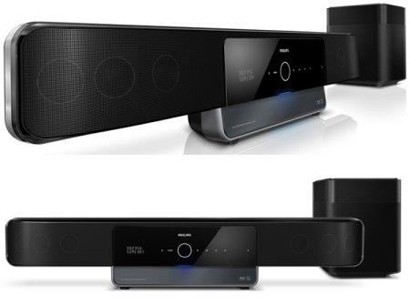 Philips SoundBar HTS8160 - новое поколение домашних кинотеатров
