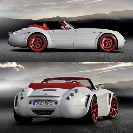 Компания Wiesmann показала свой самый-самый автомобиль