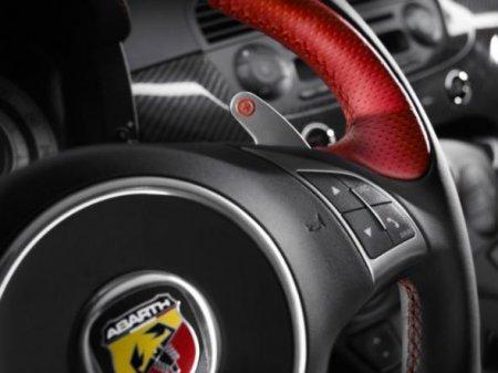 Frankfurt 2009: Abarth 695 Tributo Ferrari