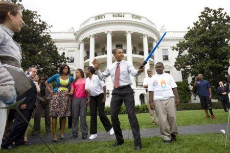Обама точно в порядке?