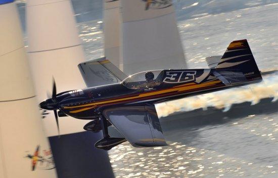Воздушные гонки Red  Bull