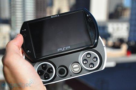 """PSP Go - распаковываем """"свежекупленную"""""""