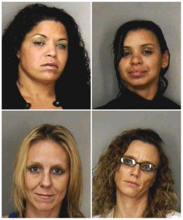 Американские проститутки