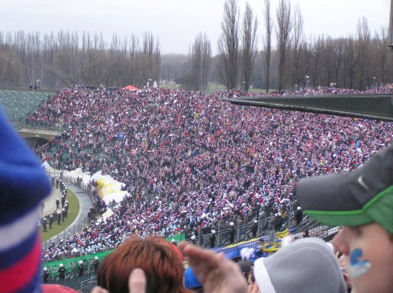 Derby Sląska (Дерби Слёнска)