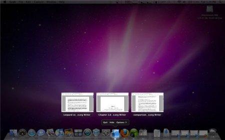 Snow Leopard vs. Windows 7: ВЫБОР?
