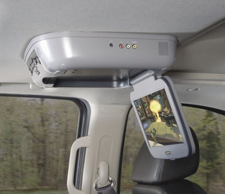 Sony PS2 теперь и в вашем автомобиле