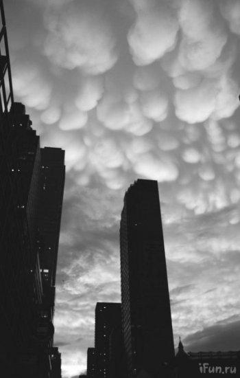 Адские облака