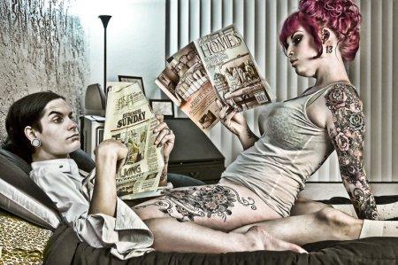 Женщины занимаются сексом для снятия головной боли и из вежливости