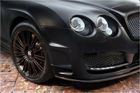Российский тюнинг для Bentley Continental GT
