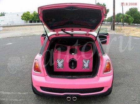 Mini Cooper лимузин