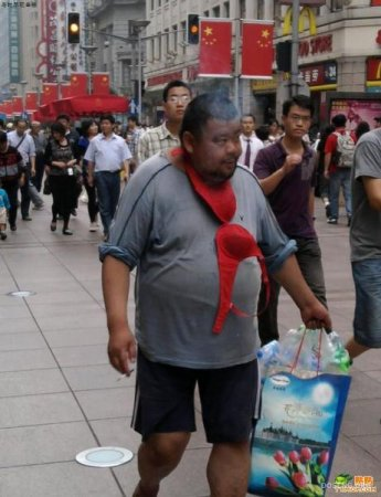 Китайцы как всегда жгут