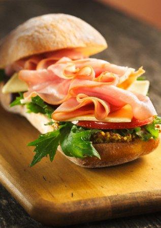 Правильный бутерброд - техника приготовления