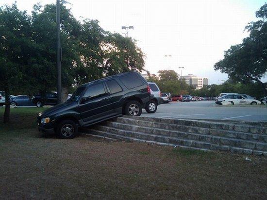 """""""  Мастера """" парковки"""