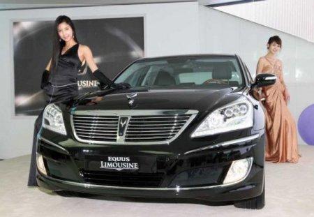 Hyundai Equus ���������� � ������������ �������