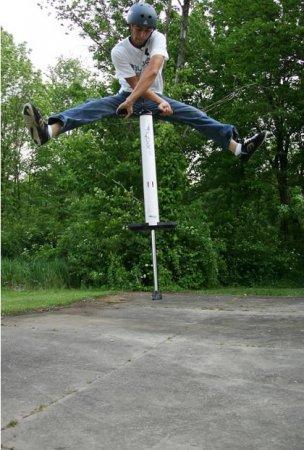 Сумасшедшие прыжки