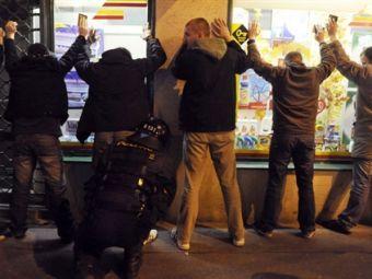 Во Франции появится отдел по борьбе с футбольными хулиганами !