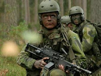 Шведские коммандос по ошибке взорвали жилой дом