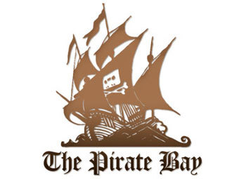 ����� � ���������� ����� The Pirate Bay � ������