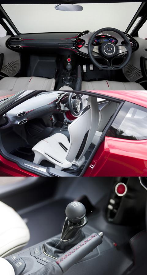 Компании Toyota и Subaru представили общего ребёнка — концепт Toyota FT-86