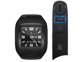 Выпущены самые маленькие часы-мобильник