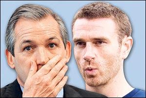 Драма в небе над Хитроу - сборная Шотландии едва не погибла в авиакатастрофе !