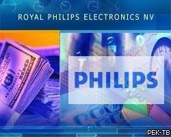 Чистая прибыль Philips за 9 месяцев 2009г. сократилась более чем в 6,5 раза