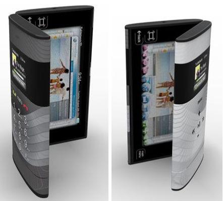 Intel Magic – три в одном : телефон, плеер и лаптоп