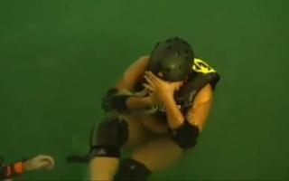 Во время съемок реалити-шоу для канале MTV произошедшее ЧП было запечатлено на видеокамеры
