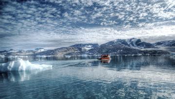 Арктический шельф: строение и история изучения. Справка
