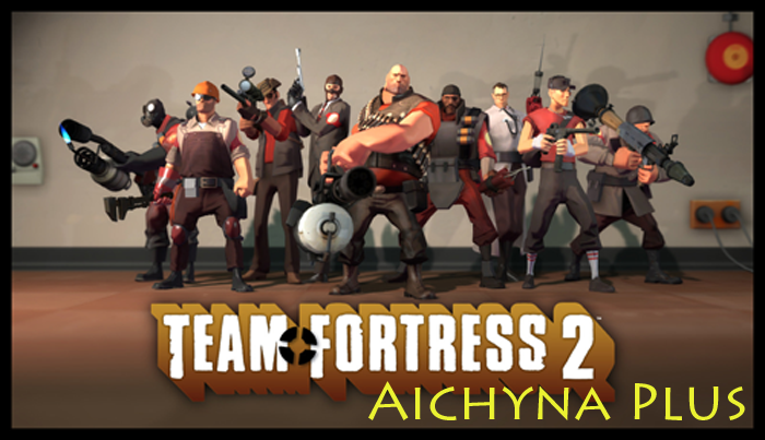 Cервер Team Fortress 2 на Аплюс!