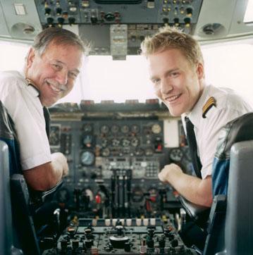 Профессия: Летчик