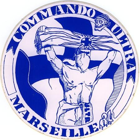 История развития самых известных группировок футбольных хулиганов в мире  : +Olympique de Marseille+