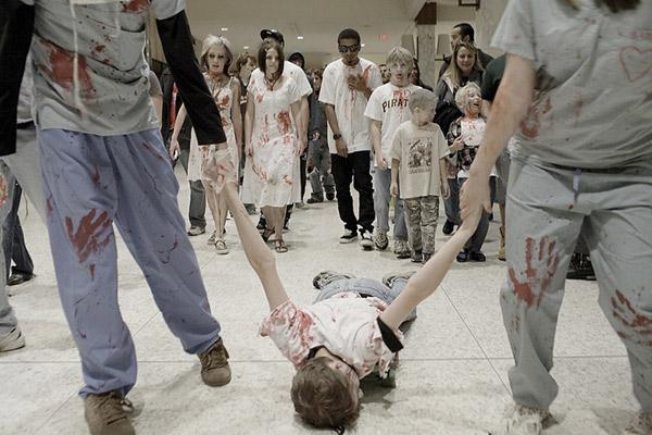 Город, в котором живут зомби