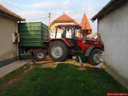 Беларус заехал в гости к венграм