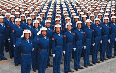 Парад в честь 60-летия создания Китайской Народной Республики