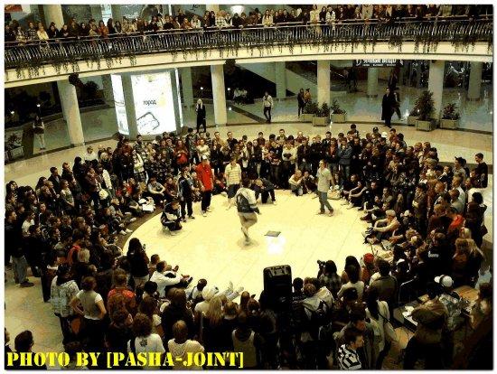 2 октября. Тц Столица. Positive Open - Живые Танцы. Отчет о прошедшем событии.