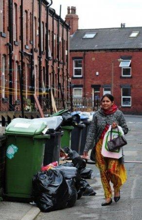 Забастовка мусорщиков