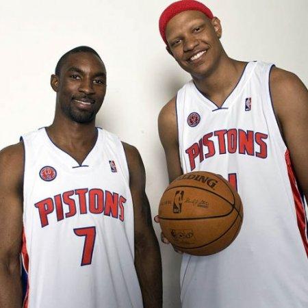 Новые фотосесии из NBA