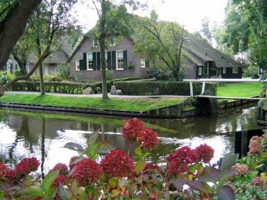 Деревушка в Голландии